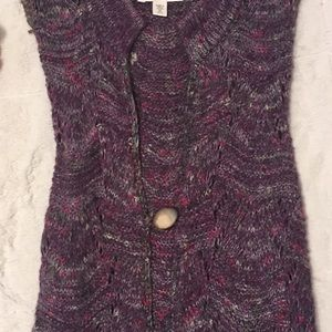 Coldwater Creek Sweaters - Coldwater Creek Knit Duster. Size M